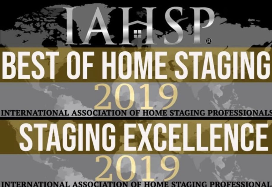Award wining home staging